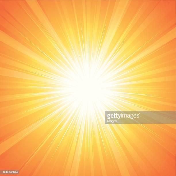 sunbeam - sunbeam stock illustrations