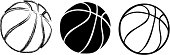 Sundry Basketballs