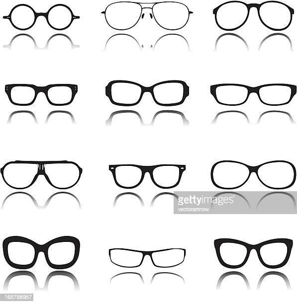 アイコンセットのサングラス