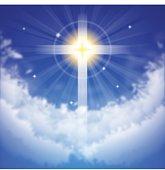 """Sunlight cross """"Blessing"""""""