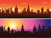 Sunset/Skyline