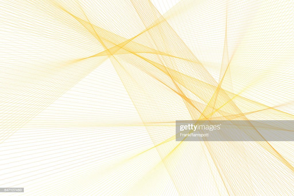 Sunshine Computer Graphic Line Pattern : Illustration