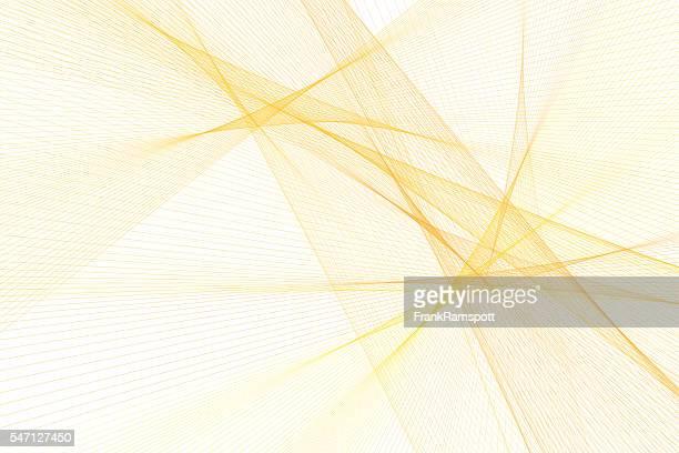 Sunshine Computer Graphic Line Pattern