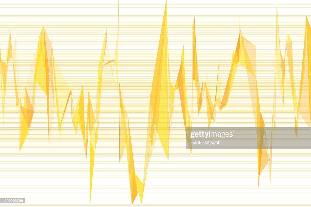 Sonnenschein Triangulation Diagramm : Stock-Illustration