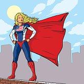 Super American Girl