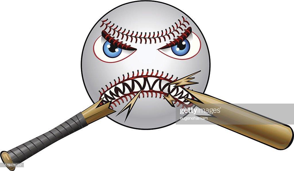 Super Angry Baseball and Bat