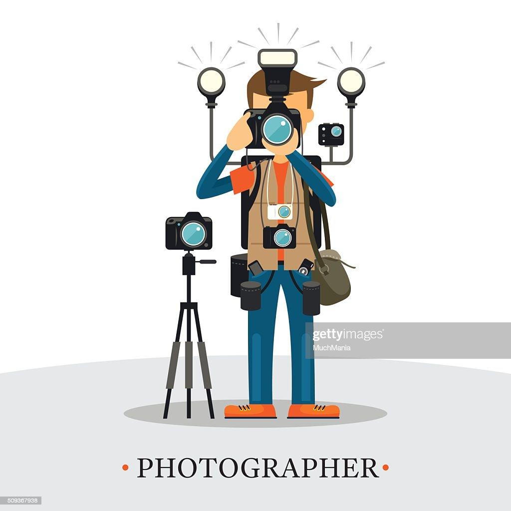 Super Equipment Photographer