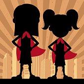 Super Kids 2 Girls