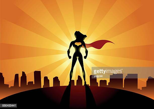 Super Woman of the City