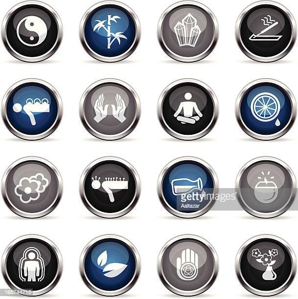 Supergloss Icons - Alternative Medicine