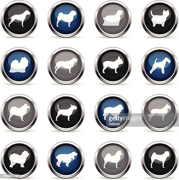 Supergloss Icons-Hund