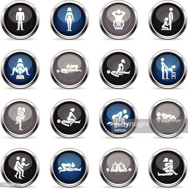 Supergloss Icons - Erotic Positions
