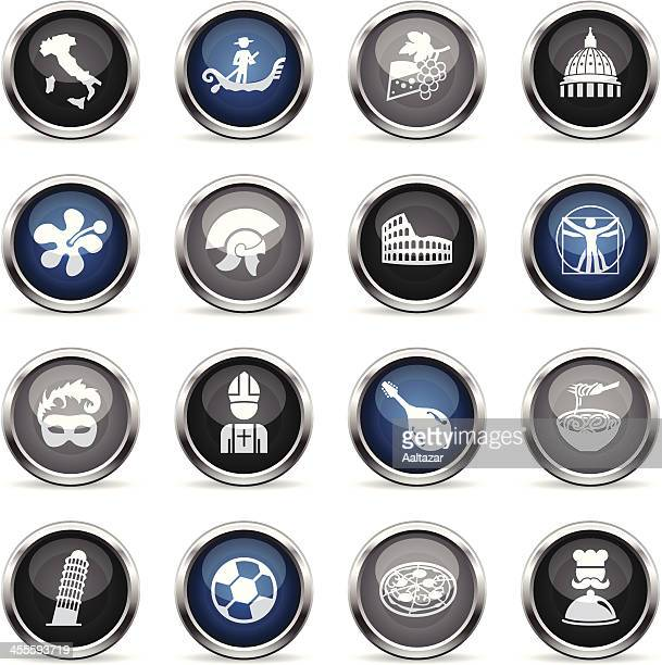 Supergloss Icons-Italien
