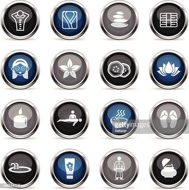 Supergloss Icons - Spa & Wellness
