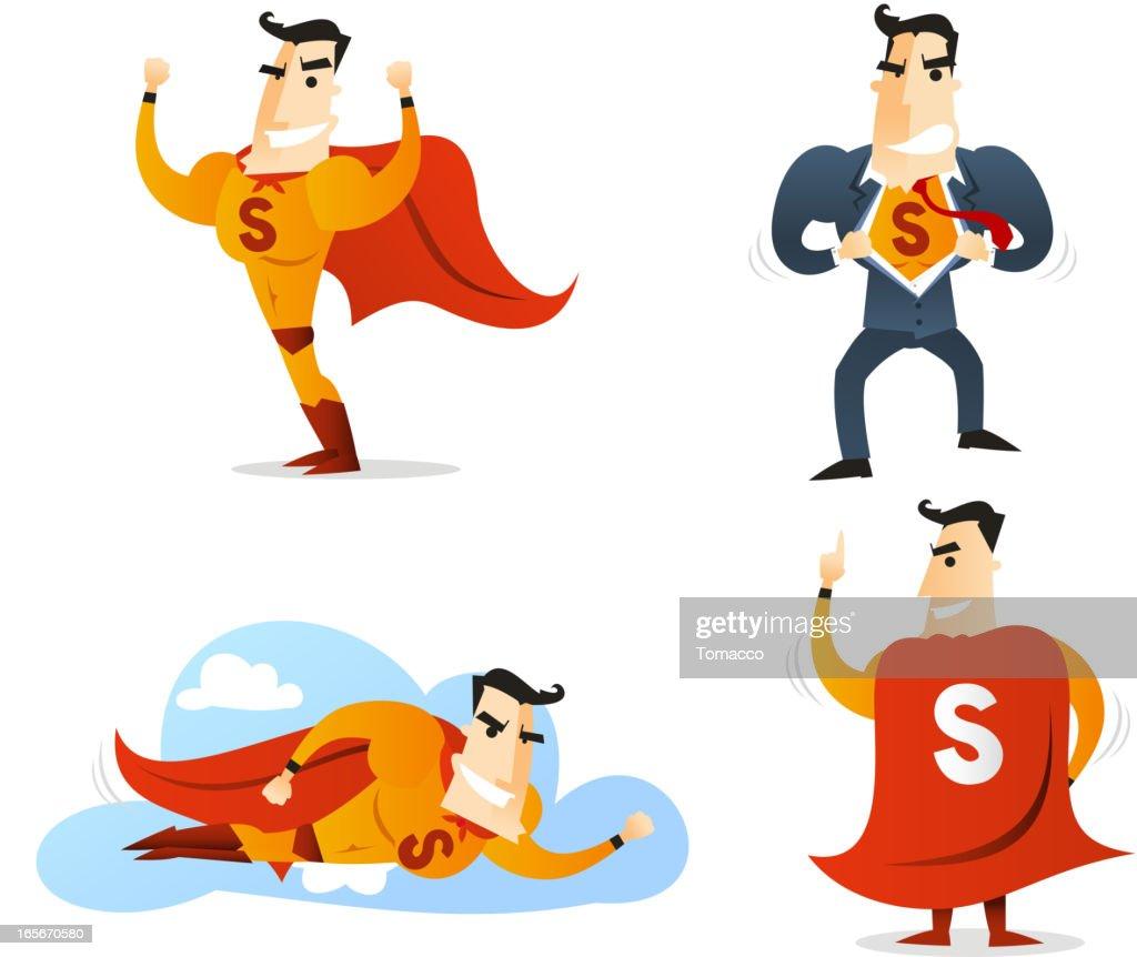 Superhero Character 1