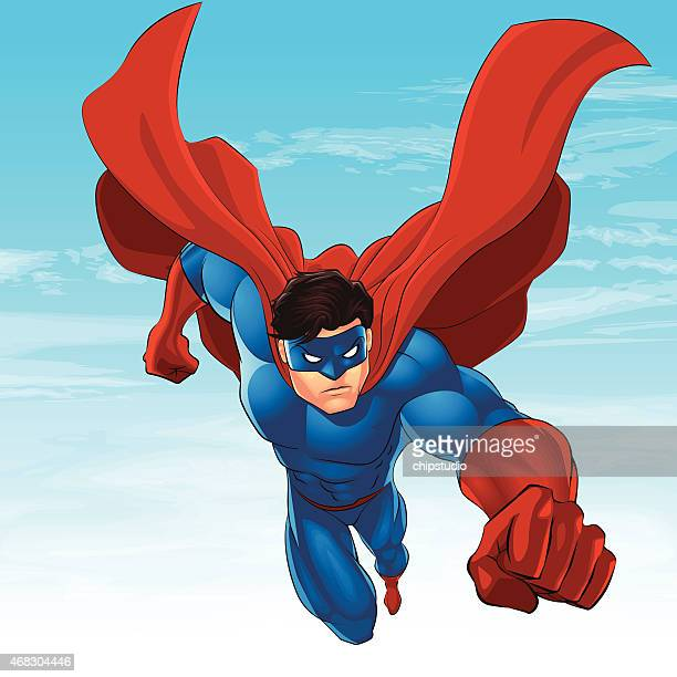 superheld - - leistung stock-grafiken, -clipart, -cartoons und -symbole