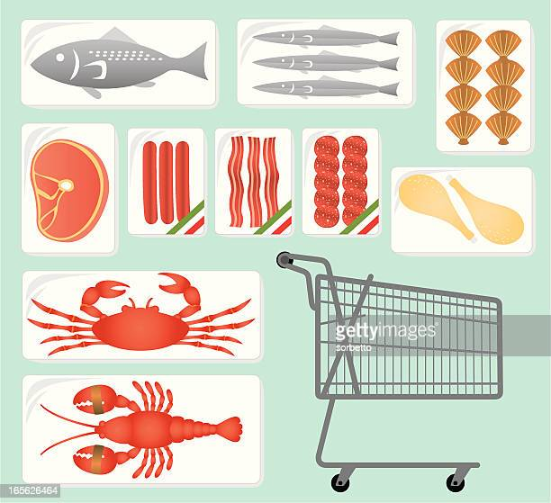 Supermarket Seafood Collection