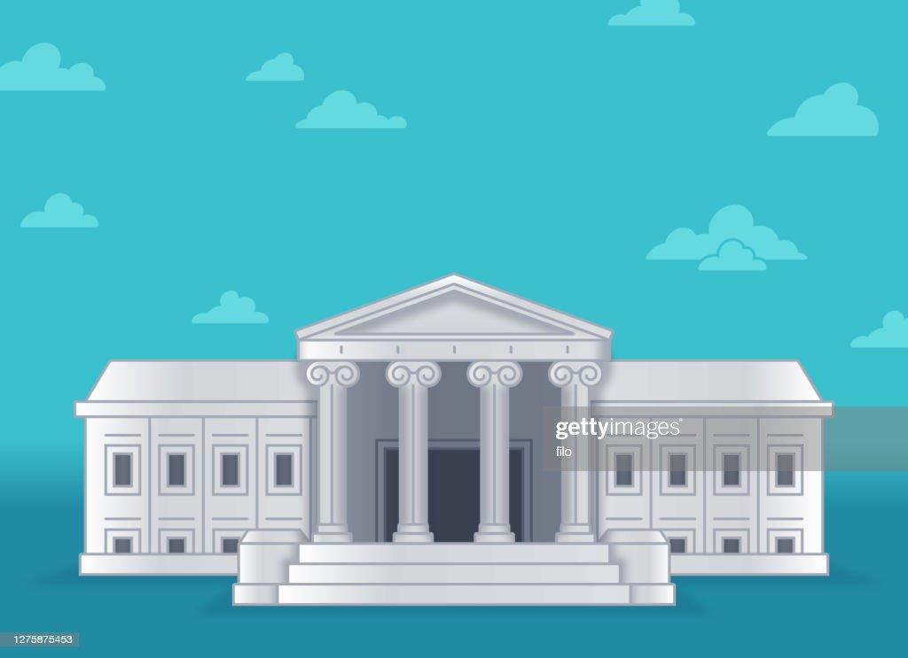 Supreme Court of the United States : Stock-Illustration