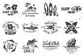 Surf club and surf school design