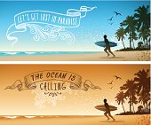 Surfing Backgrounds
