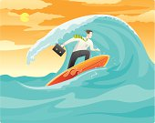 Surfing for online Business