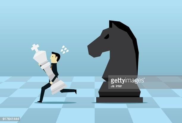 ilustraciones, imágenes clip art, dibujos animados e iconos de stock de rodeado de ajedrez negro - tablero de ajedrez