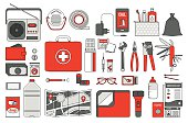 Survival emergency kit