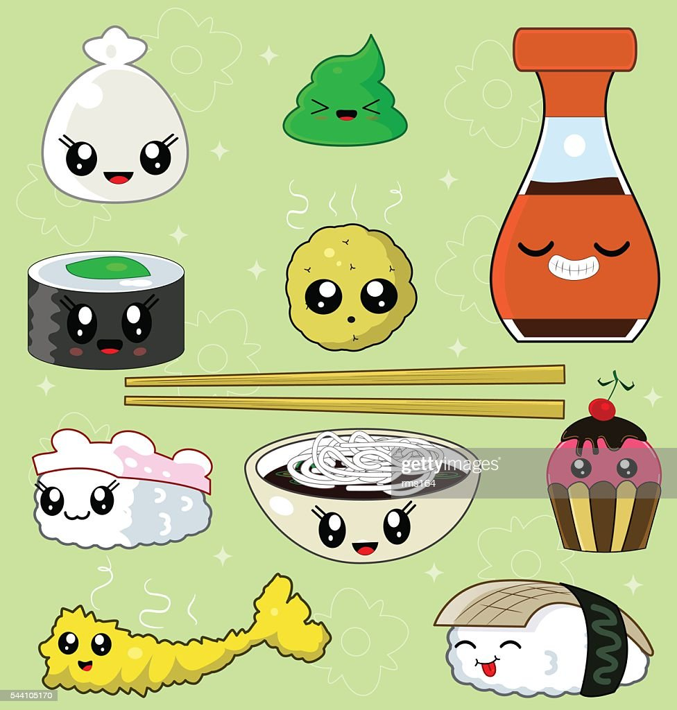 Sushi Collection - Vector File