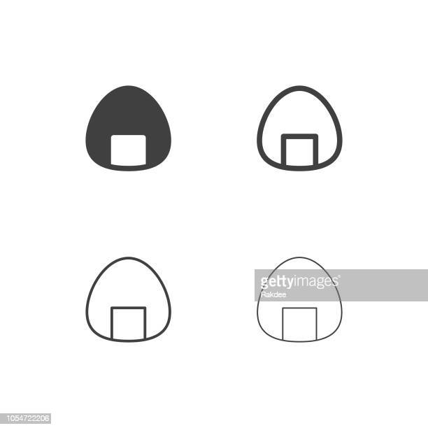 Sushi Icons - Multi Series