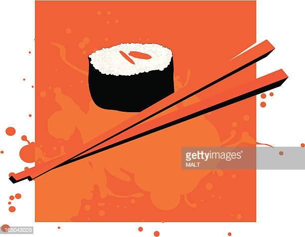 寿司-ベクトル