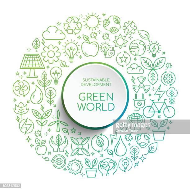 Développement durable Green World