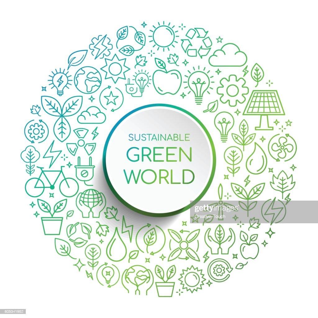 Sustainable Green World