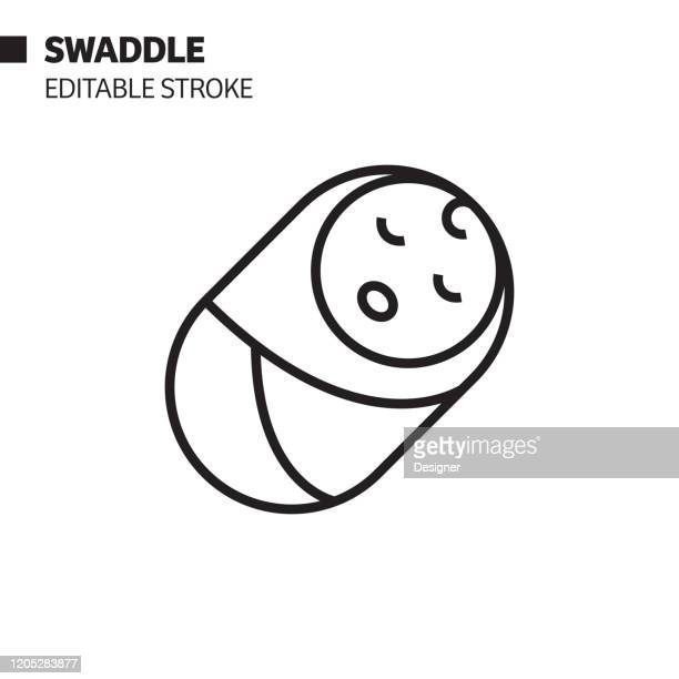 Swaddle Stock Vector Illustration And Royalty Free Swaddle Clipart