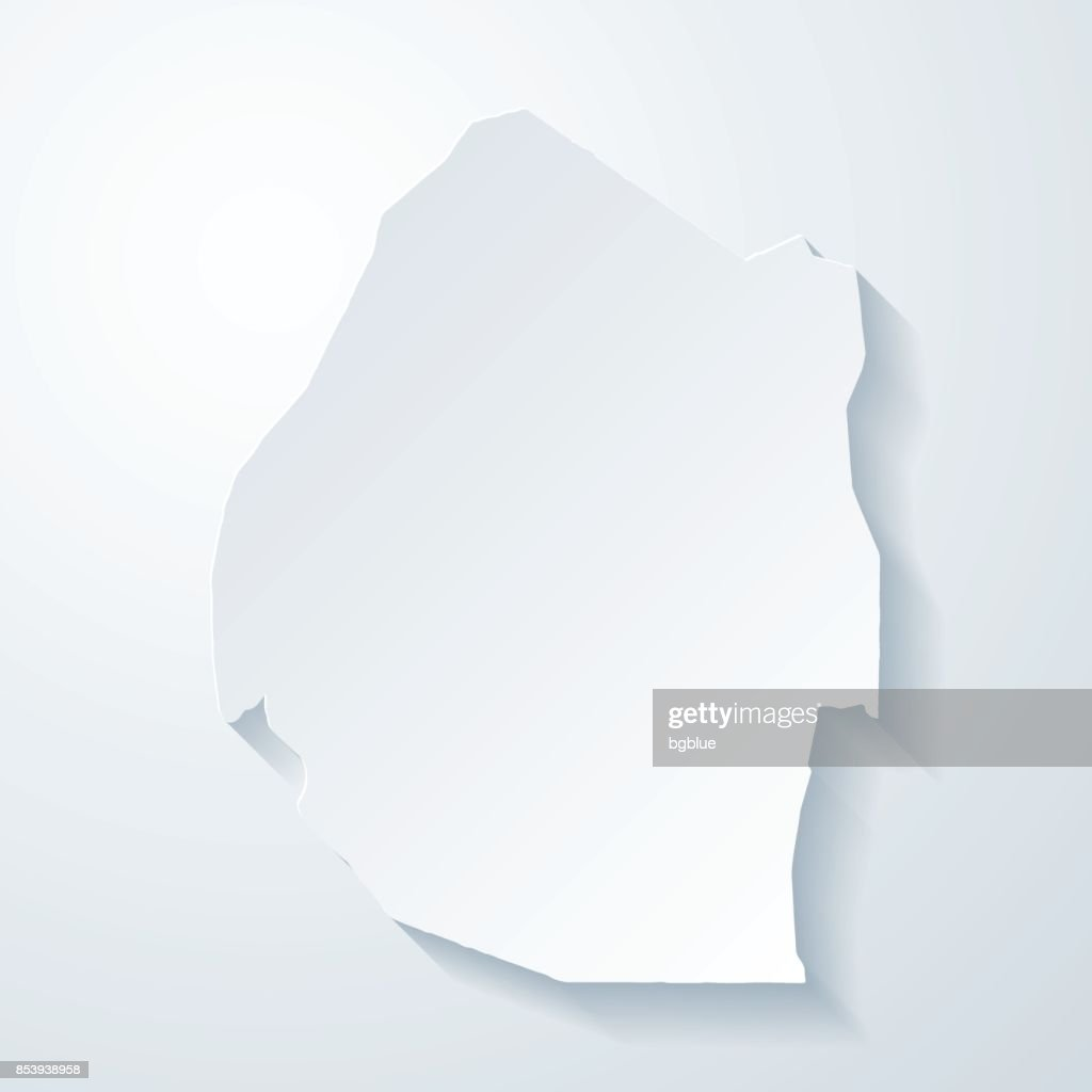 Swaziland Map With Paper Cut Effect On Blank Background ... on blank map of usa east coast, blank map of kosovo, blank map of commonwealth of independent states, blank map of us virgin islands, blank map of bahrain, blank map of western sahara, blank map of palau, blank map of rodrigues, blank map of u.s.a, blank map of latvia, blank map of gabon, blank map of tortola, blank map of st kitts, blank map of comoros, blank map of st martin, blank map of northern mariana islands, blank map of sao tome and principe, blank map of indian ocean islands, blank map of asia region, blank map of the czech republic,