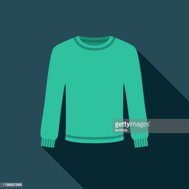 sweater clothing & accessories icon - jumper stock illustrations