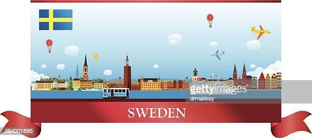 Sweden Skyline