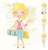 Sweet Fashion Doll (Caucasian)