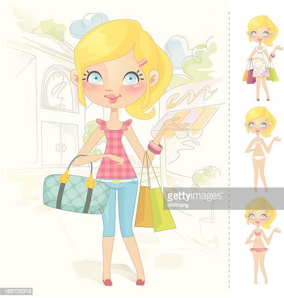 28 バービー人形 Stock Illustrations Clip Art Cartoons Icons