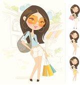 Sweet Fashion Doll (Asian)