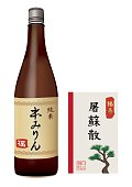 Sweet rice cooking wine