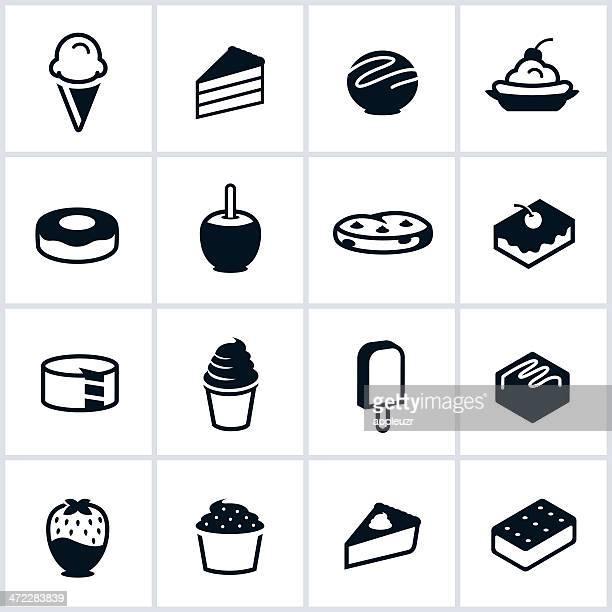 お菓子やデザートのアイコン - バナナスプリット点のイラスト素材/クリップアート素材/マンガ素材/アイコン素材