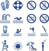 Swim Icons - Pro Series