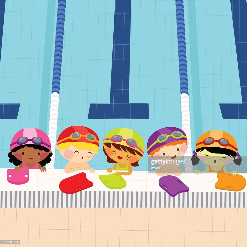 Swim lessons for kids