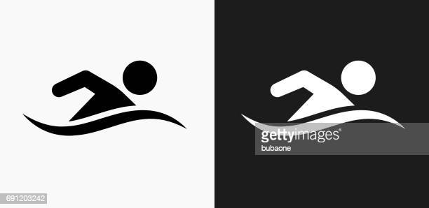 5854d5c0eda6 60 Top Swimming Stock Illustrations, Clip art, Cartoons and Icons ...