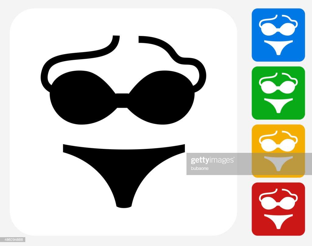 ic ne maillot de bain motif graphique clipart vectoriel getty images rh gettyimages ca