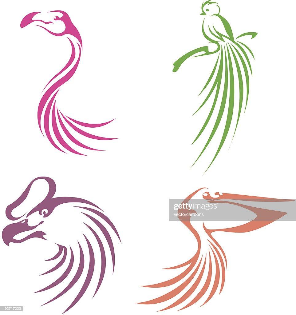 Swish Style Birds