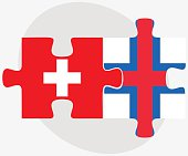 Switzerland and Faroe Islands