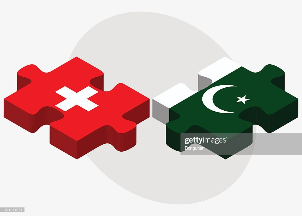 Switzerland and Pakistan