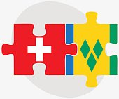 Switzerland and Saint Vincent and the Grenadines