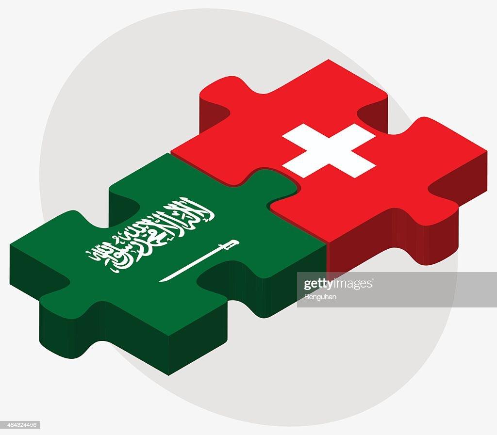Switzerland and Saudi Arabia